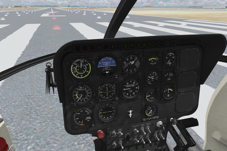 FlyInside: Virtual Reality Flight Simulation
